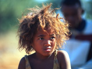 Little Girl – Madagascar