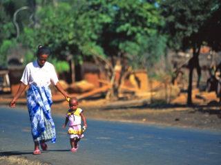 Walking, Toliara, Madagascar