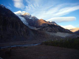 View – Manang, Nepal