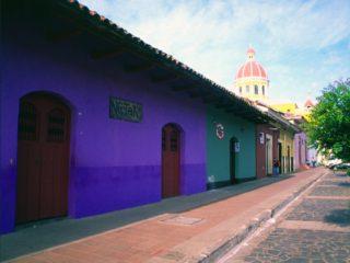Street, Granada, Nicaragua