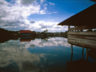 Lagoon – Bocas del Toro, Panama