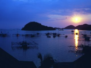 Sunset – Labuanbajo, Indonesia