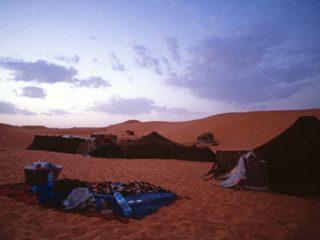 Camp – Merzouga, Morocco