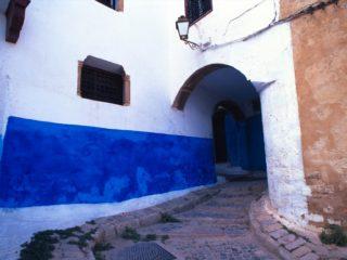Street – Rabat, Morocco