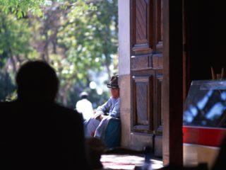 Old Beggar – Sucre, Bolivia