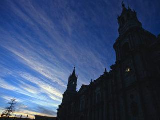Cathedral – Arequipa, Peru