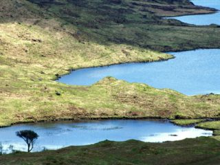 Twin Lakes – Skye, Scotland