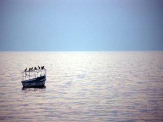 Boat – Lake Tanganica, Tanzania