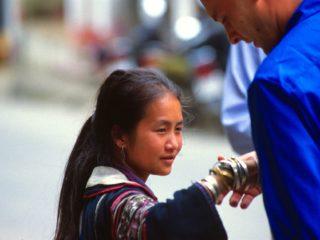 Hmong Girl – Sapa, Vietnam